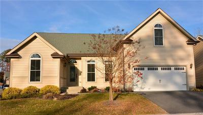 Ocean View Single Family Home For Sale: 36343 Redstart Court