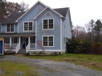 Seaford Single Family Home For Sale: 3298 Matts