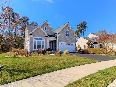 Rehoboth Beach Single Family Home For Sale: 41385 Gloucester Drive