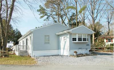 Millsboro Mobile Home For Sale: 34526 Broadwater Rd
