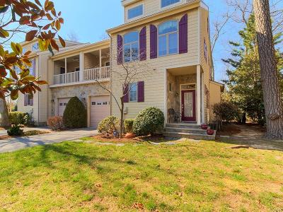 Canal Corkran Condo/Townhouse For Sale: 3 Thompson Ct
