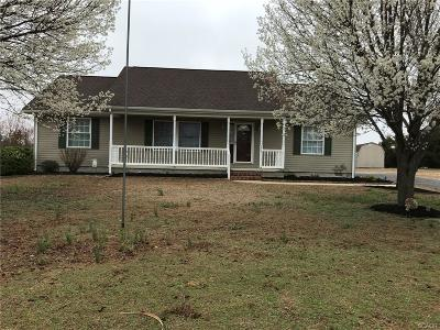 Harrington Single Family Home For Sale: 594 Jefferson Woods