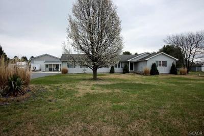 Harrington Single Family Home For Sale: 64 Deer Valley