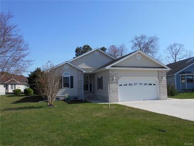 Single Family Home For Sale: 37767 Pond Circle E
