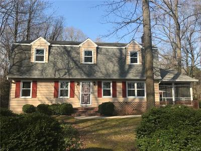 Bridgeville Single Family Home For Sale: 18113 Apple Tree Rd