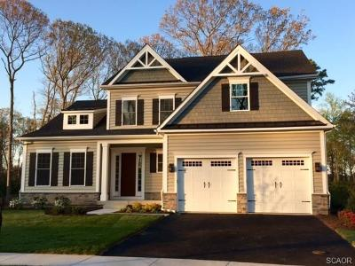 Frankford Single Family Home For Sale: 33372 Old Pier Lane