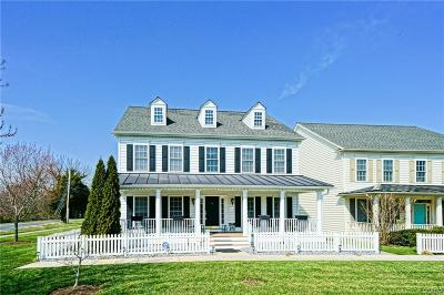 Milton Single Family Home For Sale: 110 Eaton Lane