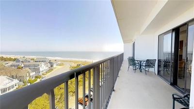 North Rehoboth Condo/Townhouse For Sale: 527 N Boardwalk #710