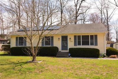Single Family Home For Sale: 23519 Elmwood W