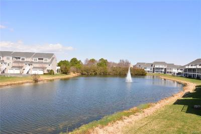 Selbyville Condo/Townhouse For Sale: 38211 Lake Dr #1032