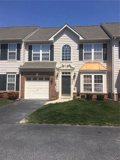 Millsboro Condo/Townhouse For Sale: 25856 Heron Point Drive