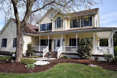 Ocean View Single Family Home For Sale: 624 Bridge Lane