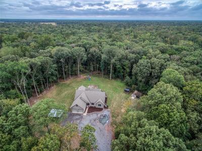 Greenwood Single Family Home For Sale: 4318 Mount Holly