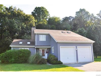Millsboro Single Family Home For Sale: 32247 Sandpiper Drive