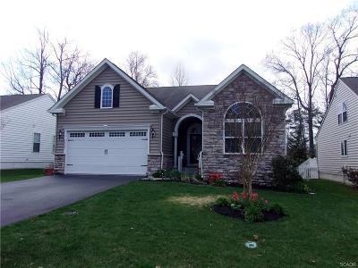 Millsboro Single Family Home For Sale: 26327 Timbercreek