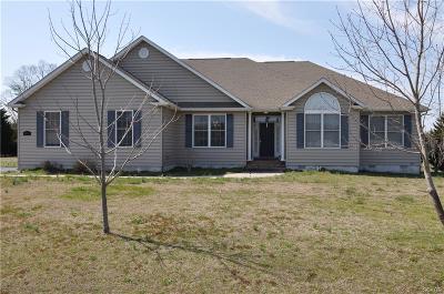 Milford Single Family Home For Sale: 7811 Wild Turkey Run