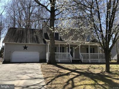 Milford Single Family Home For Sale: 604 Cedarwood