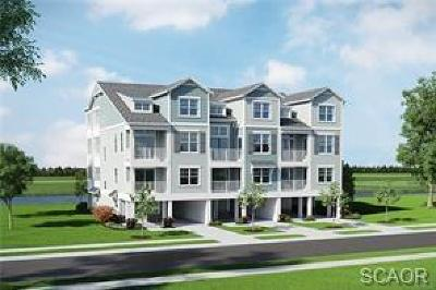 Selbyville Condo/Townhouse For Sale: 22044 Crestview Drive