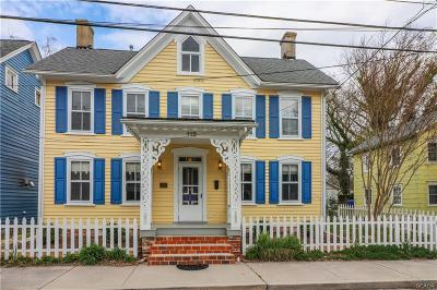 Milton Single Family Home For Sale: 112 Broad Street