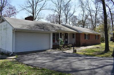 Seaford Single Family Home For Sale: 24157 Beaver Dam Drive