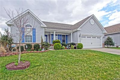 Milton Single Family Home For Sale: 29554 Fieldstone Dr.