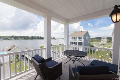 Ocean View Single Family Home For Sale: 38134 River St #LOT 18