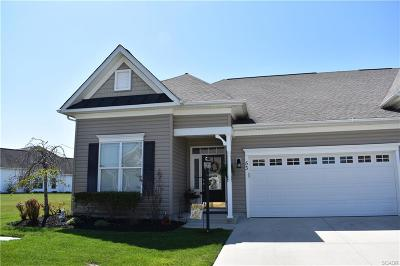 Bridgeville Single Family Home For Sale: 53 Whistling Duck Drive