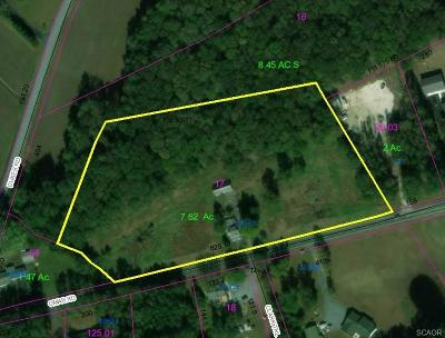 Frankford Residential Lots & Land For Sale: 30553 Omar Road