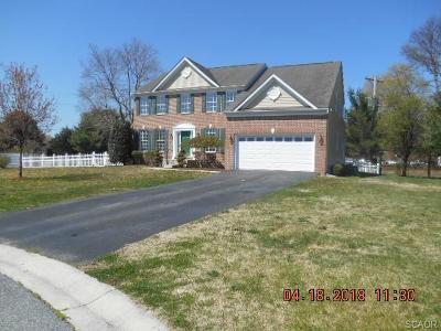 Milford Single Family Home For Sale: 23 W Bullrush Drive
