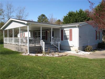 Millsboro Single Family Home For Sale: 33331 Harbour Circle
