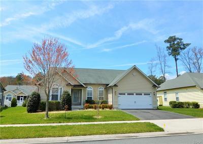 Single Family Home For Sale: 31760 Skimmer Road