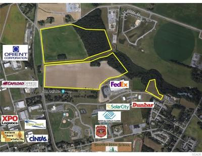 Seaford Commercial Lots & Land For Sale: 999 Ross Business Park