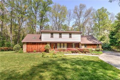Millsboro Single Family Home For Sale: 287 Pond Drive