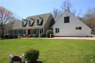 Single Family Home For Sale: 21 Rivers End Drive