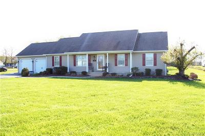 Harrington Single Family Home For Sale: 343 Weiner