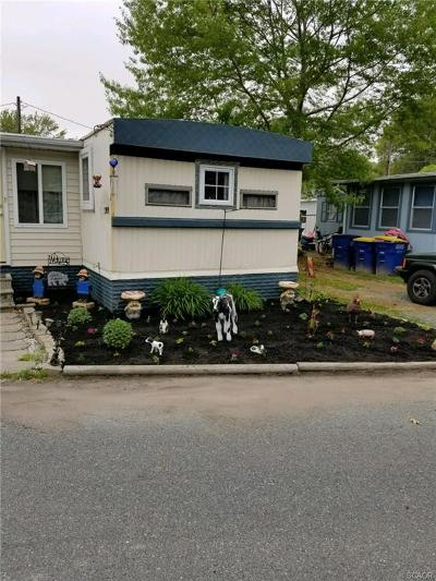 Kent County, New Castle County, Sussex County, KENT County Mobile Home For Sale: 33959 Camilla Drive