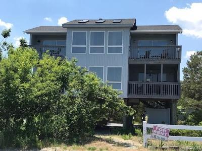 Single Family Home For Sale: 1621 Beach Plum