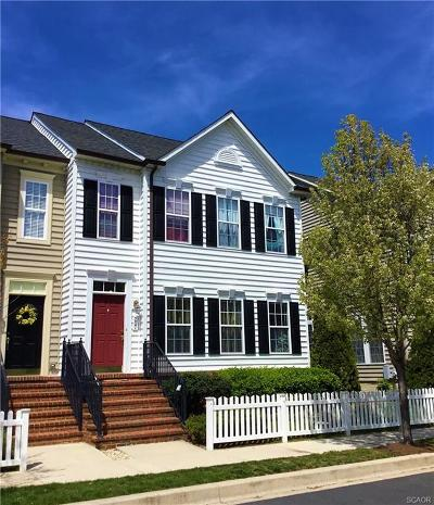 Condo/Townhouse For Sale: 207 Grist Mill Drive