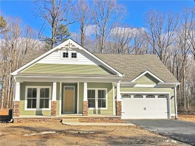 Single Family Home For Sale: Lot 2 Deep Branch Road