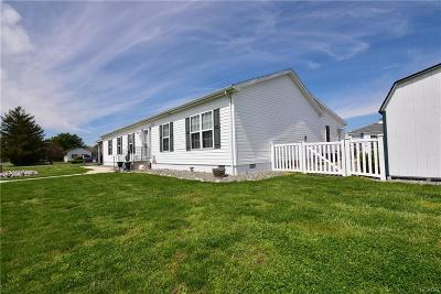 Single Family Home For Sale: 31833 Cannon St