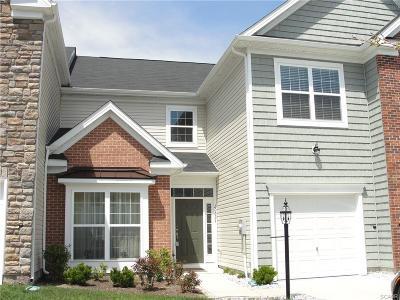 Condo/Townhouse For Sale: 20821 Brunswick Lane
