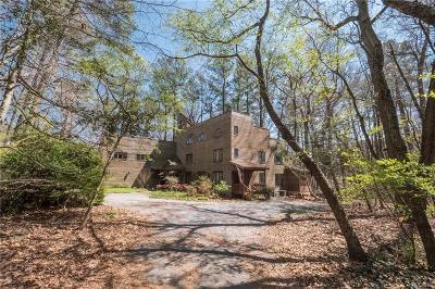 Single Family Home For Sale: 57 Lakeside Lane