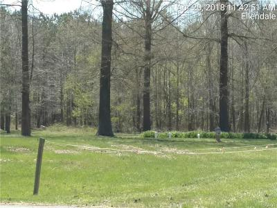 Ellendale Residential Lots & Land For Sale: 16372 Beach