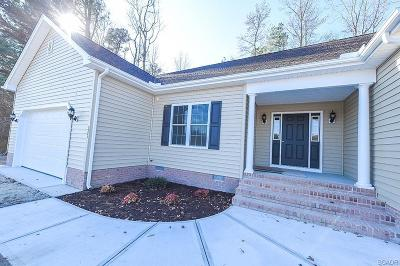 Single Family Home For Sale: 10518 Country Grove Circle