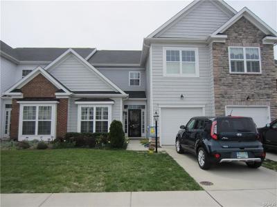 Condo/Townhouse For Sale: 20265 Bridgewater Road