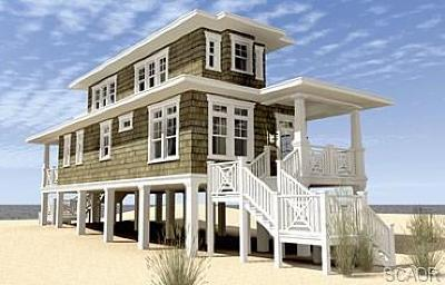 Single Family Home For Sale: Lot 127 Shore Drive