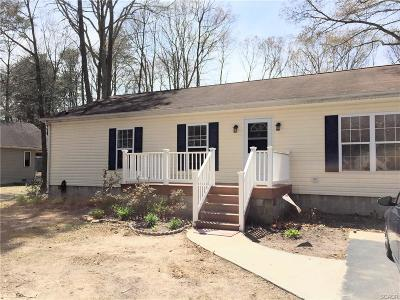 Single Family Home For Sale: 26 Maplewood