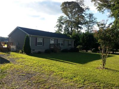 Single Family Home For Sale: 18624 Cool Spring
