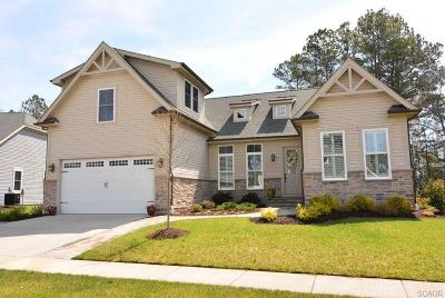 Ocean View Single Family Home For Sale: 38704 Oyster Catcher Drive