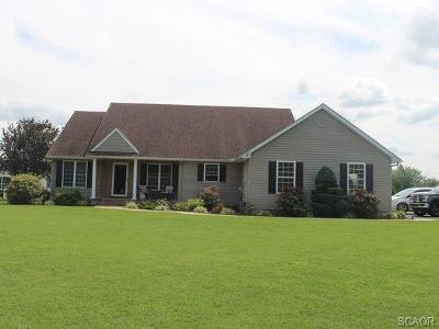 Single Family Home For Sale: 401 Matthews Circle